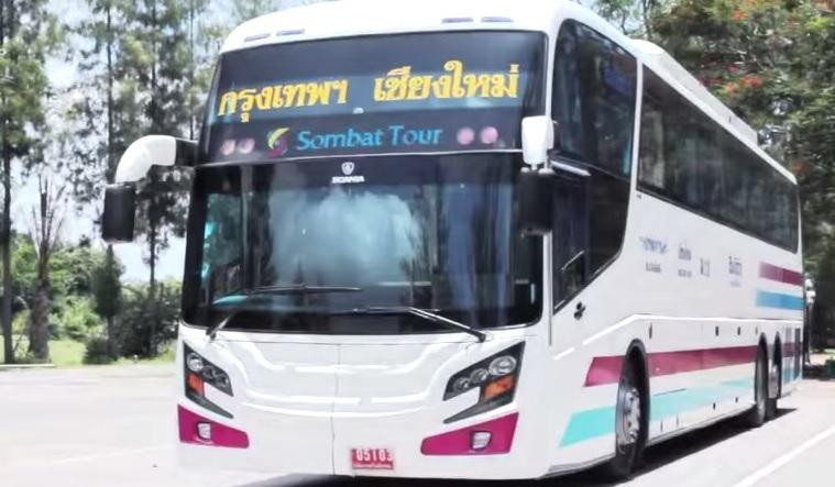 แนะนำรถทัวร์ลีมูซีน 15 เมตร คันแรกของประเทศไทย
